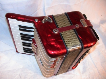 HOHNER Concerto I, 48 Bass ( Made in Germany...! )