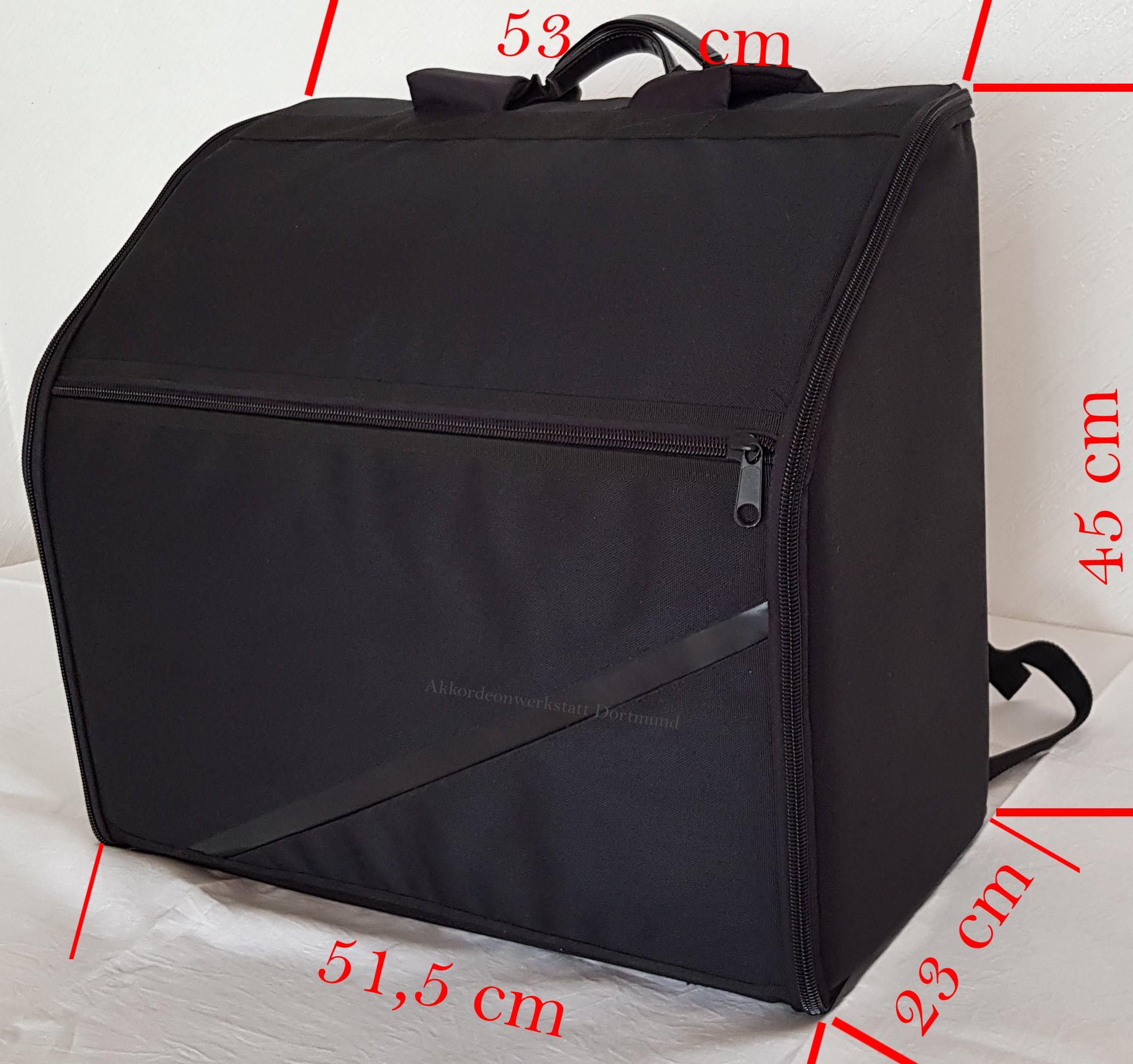 Nr  3 - backpack, 72-96 Bass, MEDIO 51,5x45x23 cm